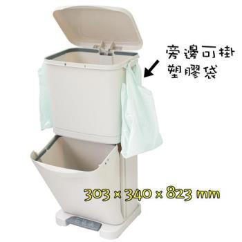 台北101分類垃圾桶,直立式環保垃圾桶,資源分類回收桶,垃圾筒