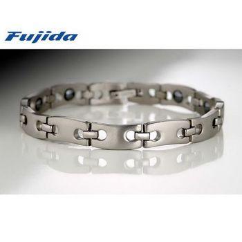 Fujida 絕色純鈦健康能量手鍊