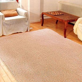 范登伯格 蘭沐超柔軟長毛地毯 米-140x200cm