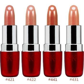 SK-Ⅱ 上質光.豐潤持色保養唇膏(3.5g)(#431淡紅珊瑚)