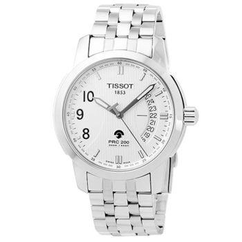 TISSOT 天梭PRC200人動電能錶 / T0144211103700