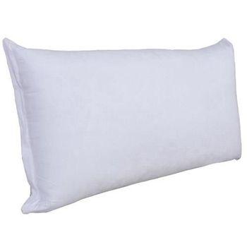 蒙娜麗莎  羽絲絨枕-枕心-1入 寬70X長40X高20/cm(扎實中高型枕)