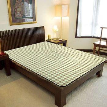 范登伯格 可樂弗天然植草雙人床蓆-150x186cm
