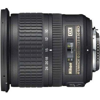 NIKON AF-S DX 10-24mm F3.5-4.5G ED 公司貨【贈高級副廠 HB-23 遮光罩+高級拭鏡筆】