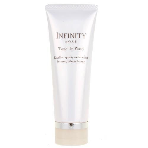 KOSE 高絲 INFINITY無限肌緻 精潤洗顏霜(120G)