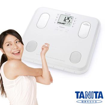 日本TANITA九合一體組成計(體脂計)BC565-白