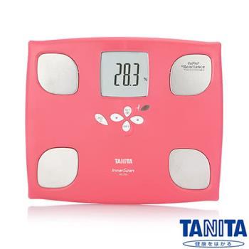日本TANITA十合一女性減重模式體組成計BC750-桃紅