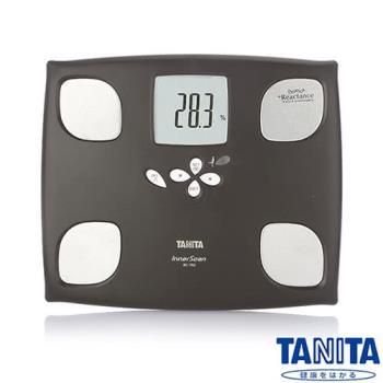 日本TANITA十合一女性減重模式體組成計BC750-咖啡