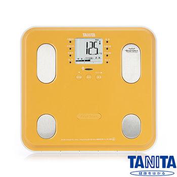 日本TANITA九合一體組成計BC565-橘