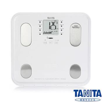 日本TANITA九合一體組成計BC565-白