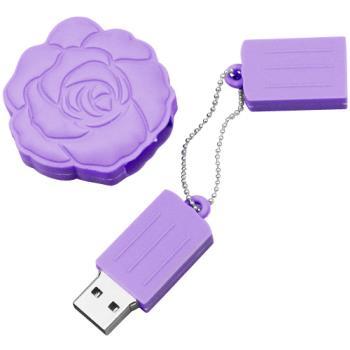 ANNA SUI 安娜蘇 經典薔薇造型隨身碟2GB