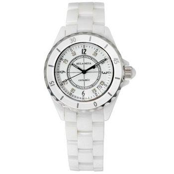 克萊米亞引領時尚全精密陶瓷錶