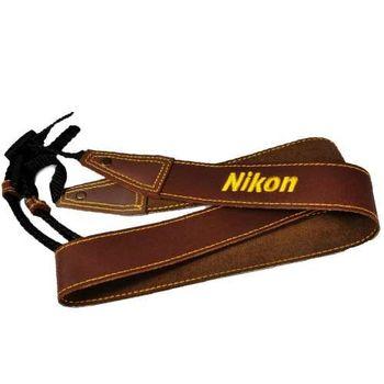 Nikon 原廠 皮革 相機背帶