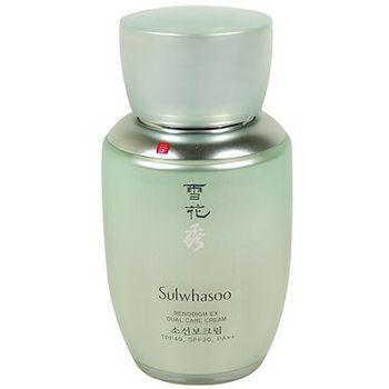 Sulwhasoo雪花秀 素扇凝顏雙效防護日霜SPF30PA++(50ml)