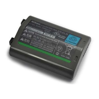 Nikon 原廠電池 EN-EL18 公司貨 贈Allure  亮面菱格配件收納包