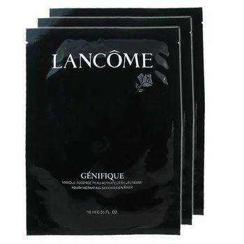 LANCOME 蘭蔻 肌因賦活生物纖維面膜(16ml*3入無盒版)