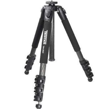 TRISTAR TAH-284C 扳扣式碳纖維腳架 (公司貨)-贈 Allure 菱格配件收納包