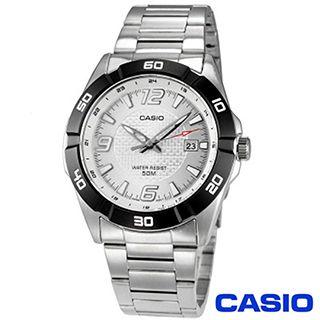 【CASIO卡西歐】指針石英男錶(MTP-1292D-7A)