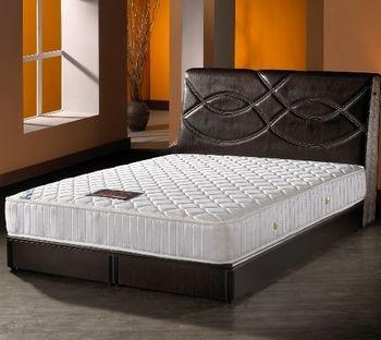 LooCa乳膠特選獨立筒床墊-單