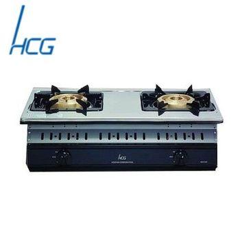 【和成】GS280Q大三環嵌入式瓦斯爐(不鏽鋼)