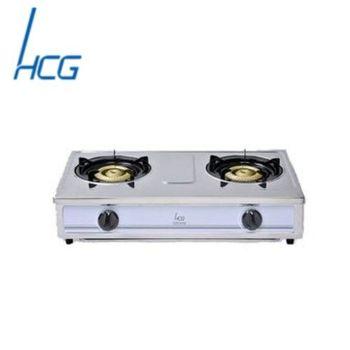 【和成】GS200Q二口瓦斯爐(不鏽鋼)