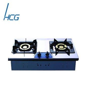 【和成】GS203Q檯面式瓦斯爐(琺瑯白)
