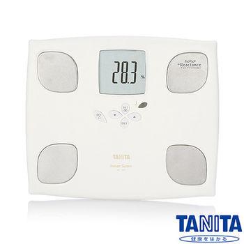 日本TANITA十合一女性減重模式體組成計(體脂計)BC750-白色