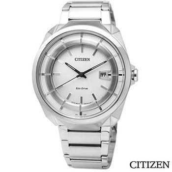 【CITIZEN】時尚風格光動能腕錶(AW1010-57B)