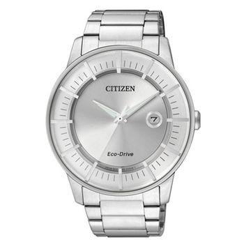 【CITIZEN】駭客任務光動能腕錶 AW1260-50A