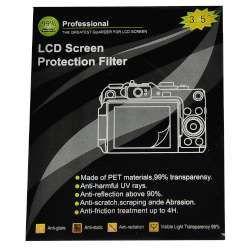WD 相機 液晶 專用 硬式防刮 保護貼 3.5吋 單眼 類單眼 數位相機 GPS 導航 行車紀錄器 適用多尺寸 公司貨