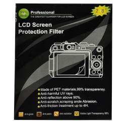 WD 相機 液晶 專用 硬式防刮 保護貼 2.8吋 單眼 類單眼 數位相機 GPS 導航 行車紀錄器 適用多尺寸 公司貨