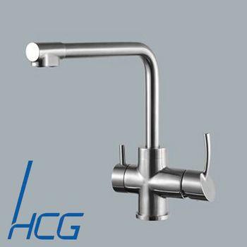 【HCG】不鏽鋼無鉛龍頭系列-KF4139廚房龍頭(逆滲透用)