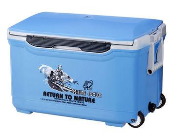 摩登新型 42L休閒冰箱 冰桶 附輪 TH-425 台灣製