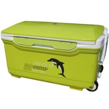 摩登新型 32L休閒冰箱 冰桶 附輪 TH-325 台灣製