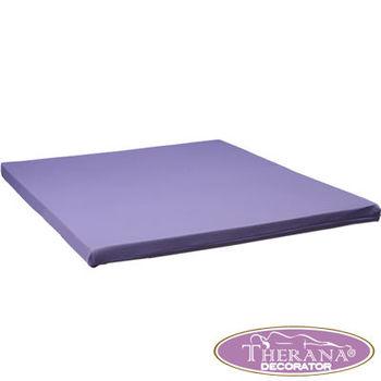 Therana 七段式乳膠床墊-厚5cm雙人加大(6尺紫色)