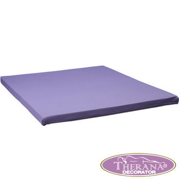 Therana 七段式乳膠床墊-厚5cm雙人(5尺紫色)