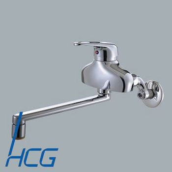 【HCG】生物光能無鉛龍頭系列-KF3525TR生物光能廚房無鉛龍頭