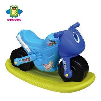 親親【ChingChing】- 爵士學步車+搖搖(紅、藍)