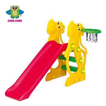 親親【ChingChing】- 河馬溜滑梯