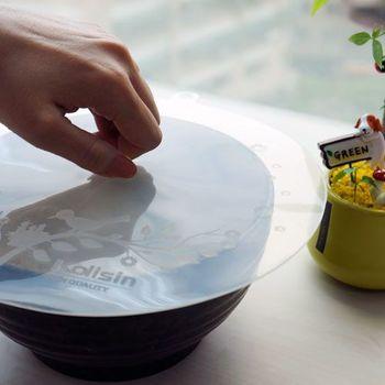 蓋子 鍋蓋 矽膠保鮮蓋 台灣製造 耐熱矽膠保鮮蓋 大中小3入一組