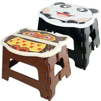 RC-888元氣+RC877貓頭鷹-摺合椅 折疊椅 兒童椅 塑膠椅 夜市擺攤椅 戶外休閒椅