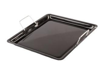 原斧原燒鐵盤 (大) 鐵板燒烤盤 點秋香原燒鐵器 烤肉盤 露營 中秋節 郊遊