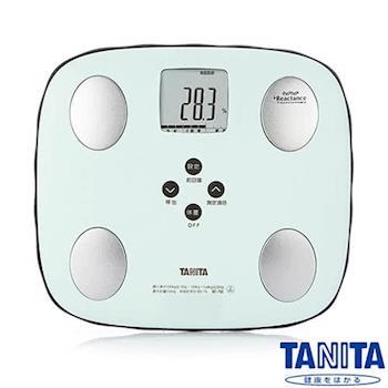 日本TANITA七合一馬卡龍造型體組成計BC752-薄荷綠