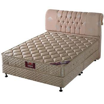 歐帝寶 二線一面蓆彈簧床墊(單人加大3.5x6.2尺)