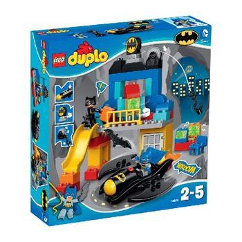 【LEGO樂高】得寶系列 - 10545 蝙蝠洞探險