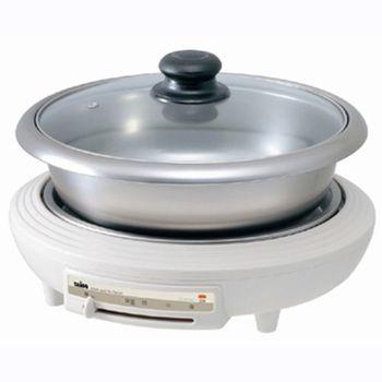 【SAMPO聲寶】火烤二用電火鍋 TQ-PF40G (福利品)