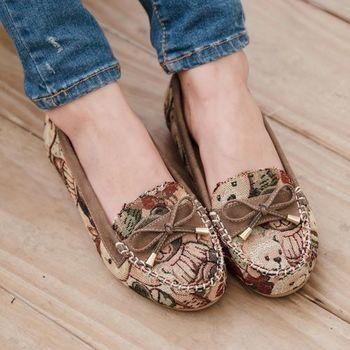 米蘭Gini Bear高布林典藏鞋