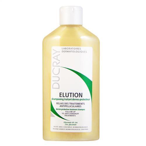 DUCRAY護蕾 控油舒敏洗髮精(基礎型)200ml