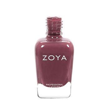 【柔亞ZOYA】自然森林系2-奧布里ZP746(紫紅霜色)