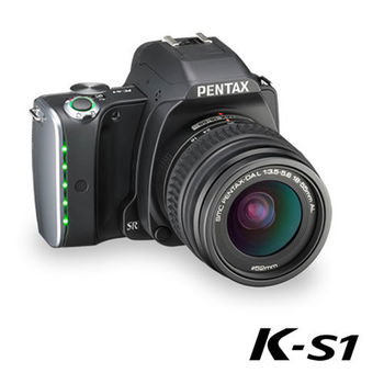 PENTAX K-S1+DAL18-55單鏡組(公司貨)